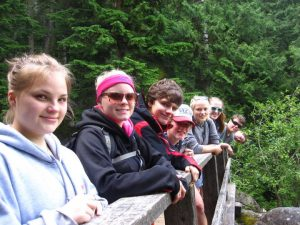 Youth Retreat for Diabetes in Squamish, B.C.