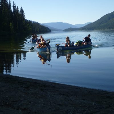 Extreme Adventure Series - Canoe Trips for Youth with Type 1 Diabetes