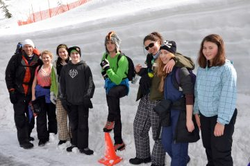 Teens of BC gather at Cypress Mountain for a few days to relax, explore and make new friends.