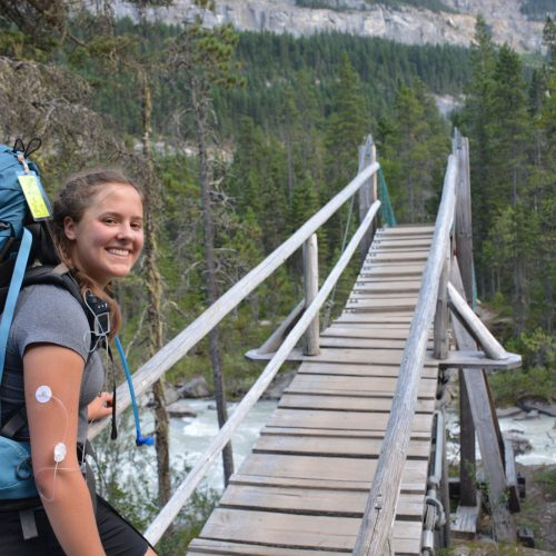 Beth Miller started at ICD with an Adventure camp at 10 years old, progressed to one of our youngest Big Adventure Series hikers at 12 and is a solid member of our team.