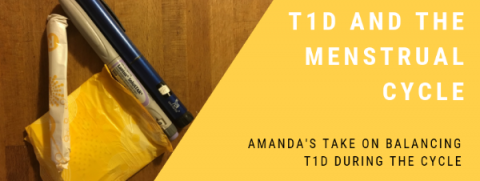 T1D and the menstrual cycle