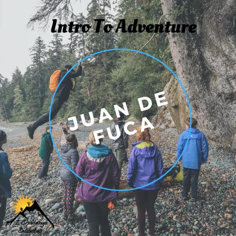 Intro to Adventure: Juan de Fuca