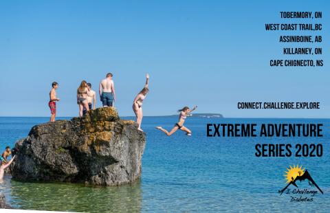 Extreme Adventure: Tobermory 2020