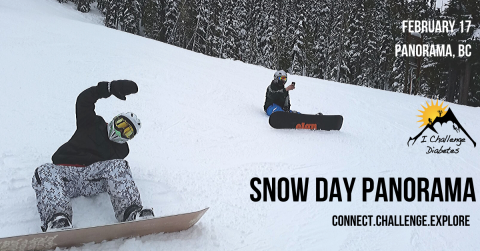 Snow Day: Panorama